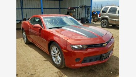 2014 Chevrolet Camaro LS Coupe for sale 101128236