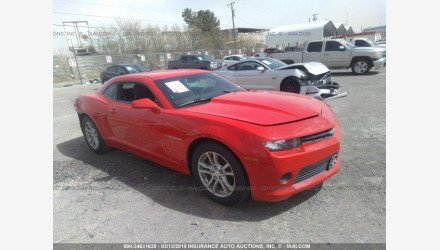 2014 Chevrolet Camaro LS Coupe for sale 101128416