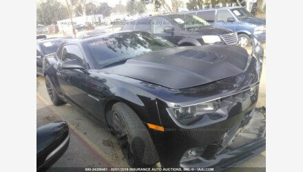 2014 Chevrolet Camaro SS Coupe for sale 101128601