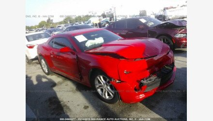 2014 Chevrolet Camaro LS Coupe for sale 101129208