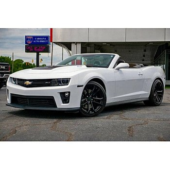 2014 Chevrolet Camaro ZL1 Convertible for sale 101165140