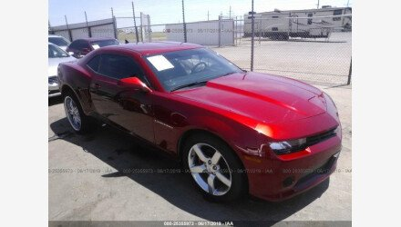2014 Chevrolet Camaro LT Coupe for sale 101177477