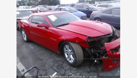 2014 Chevrolet Camaro LS Coupe for sale 101188327