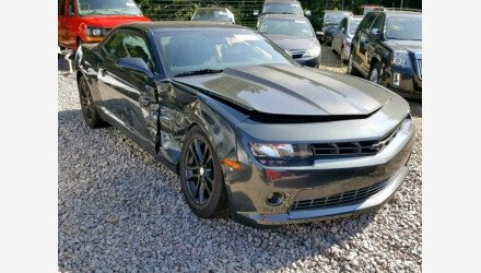 2014 Chevrolet Camaro LT Coupe for sale 101189885