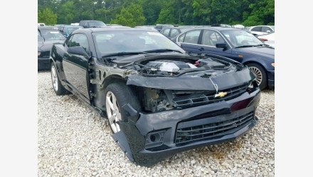 2014 Chevrolet Camaro SS Coupe for sale 101190622