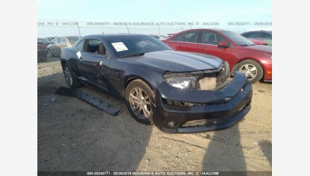 2014 Chevrolet Camaro LS Coupe for sale 101190877