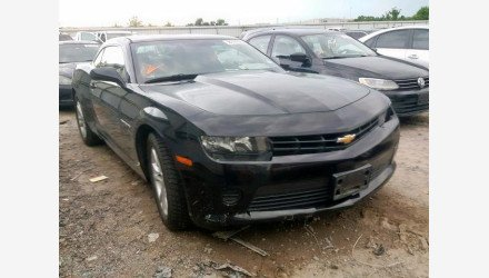 2014 Chevrolet Camaro LS Coupe for sale 101191425