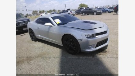 2014 Chevrolet Camaro SS Coupe for sale 101191503