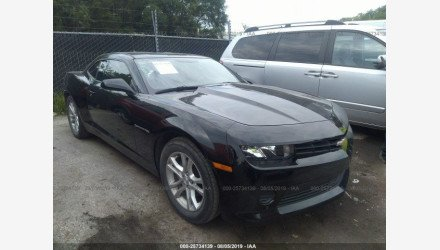 2014 Chevrolet Camaro LS Coupe for sale 101191605