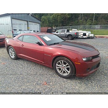 2014 Chevrolet Camaro LT Coupe for sale 101192818