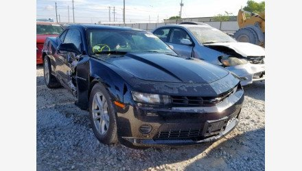 2014 Chevrolet Camaro LS Coupe for sale 101220217