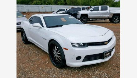 2014 Chevrolet Camaro LS Coupe for sale 101223746