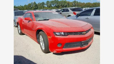 2014 Chevrolet Camaro LS Coupe for sale 101223798