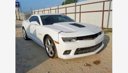 2014 Chevrolet Camaro SS Coupe for sale 101223868