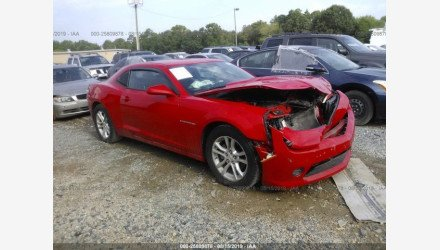 2014 Chevrolet Camaro LS Coupe for sale 101223936