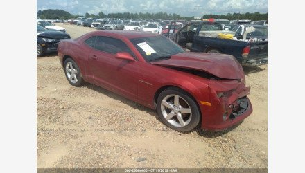 2014 Chevrolet Camaro LT Coupe for sale 101228764