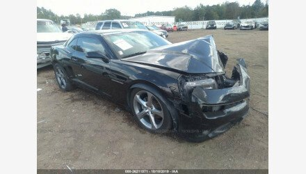 2014 Chevrolet Camaro LT Coupe for sale 101232087