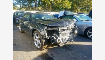 2014 Chevrolet Camaro LT Coupe for sale 101234532