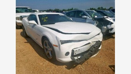 2014 Chevrolet Camaro LT Coupe for sale 101234681