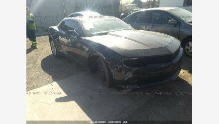 2014 Chevrolet Camaro LS Coupe for sale 101234869