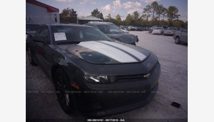 2014 Chevrolet Camaro LS Coupe for sale 101235896