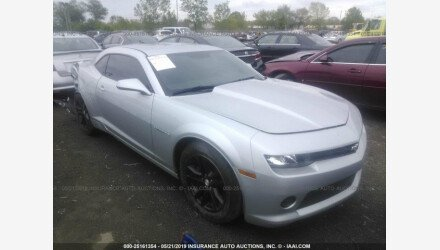 2014 Chevrolet Camaro LS Coupe for sale 101235975