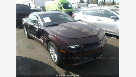 2014 Chevrolet Camaro LS Coupe for sale 101236478