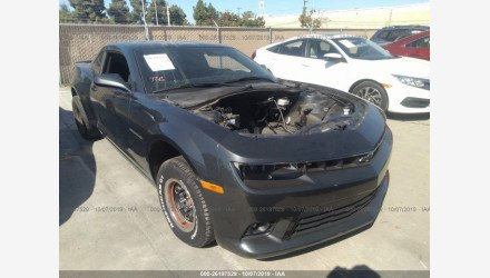 2014 Chevrolet Camaro SS Coupe for sale 101236712