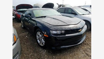 2014 Chevrolet Camaro LS Coupe for sale 101238704