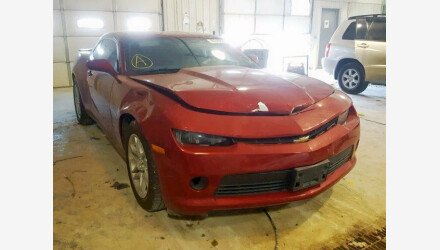 2014 Chevrolet Camaro LT Coupe for sale 101238712