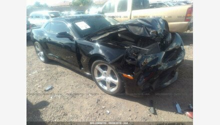 2014 Chevrolet Camaro LT Coupe for sale 101239005