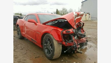 2014 Chevrolet Camaro LT Coupe for sale 101240512