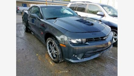 2014 Chevrolet Camaro SS Coupe for sale 101240530