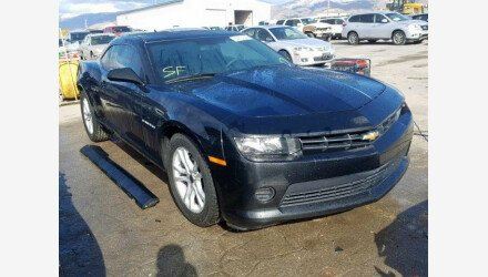 2014 Chevrolet Camaro LS Coupe for sale 101241062