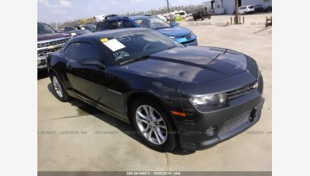 2014 Chevrolet Camaro LS Coupe for sale 101241248