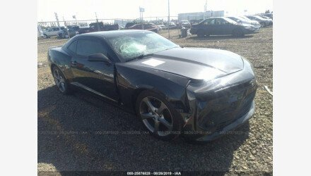 2014 Chevrolet Camaro LT Coupe for sale 101246675