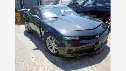 2014 Chevrolet Camaro LS Coupe for sale 101247541