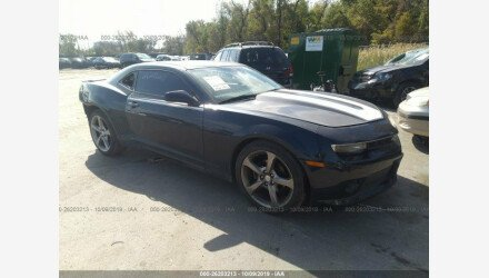 2014 Chevrolet Camaro LT Coupe for sale 101247632