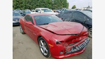 2014 Chevrolet Camaro LT Coupe for sale 101248189