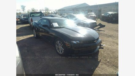 2014 Chevrolet Camaro LS Coupe for sale 101248922