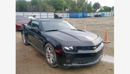 2014 Chevrolet Camaro LS Coupe for sale 101249389