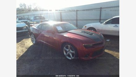2014 Chevrolet Camaro SS Coupe for sale 101249936