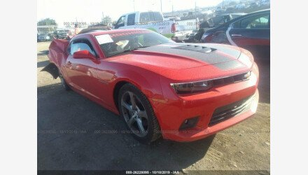 2014 Chevrolet Camaro SS Coupe for sale 101251357