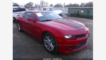 2014 Chevrolet Camaro LT Coupe for sale 101251359