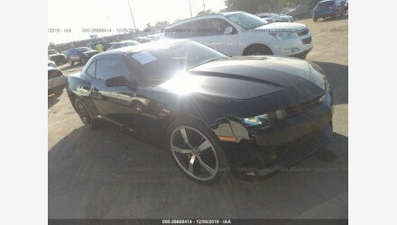 2014 Chevrolet Camaro LS Coupe for sale 101252055