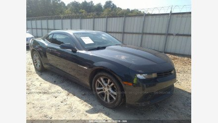 2014 Chevrolet Camaro LS Coupe for sale 101253923