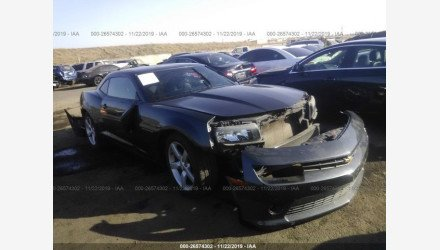 2014 Chevrolet Camaro LT Coupe for sale 101253944
