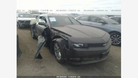 2014 Chevrolet Camaro LS Coupe for sale 101253964