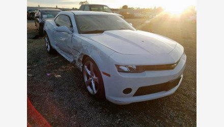 2014 Chevrolet Camaro LS Coupe for sale 101266063