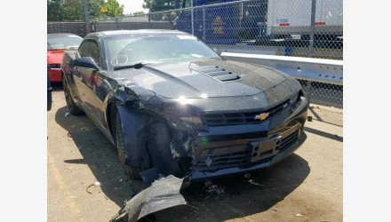 2014 Chevrolet Camaro SS Coupe for sale 101266346